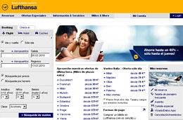 Chollos de vuelos ida/vuelta con Lufthansa