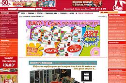 Codigo promocional Everest Directo de 6 euros de descuento para gastos de envío en pedidos superiores a 50€, válido hasta 31-Diciembre-2009