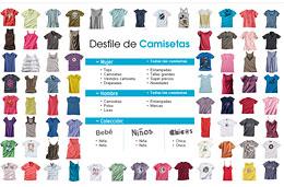 Codigo promocional La Redoute para tener un 30% de descuento adicional en toda la nueva colección de su 'Desfile de camisetas', válido hasta 18-Mayo-2010