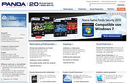 Nuevo codigo promocional Panda Security en exclusiva para PromoCódigos con el que obtener un 20% de descuento adicional en sus productos, válido hasta 31-Enero-2010