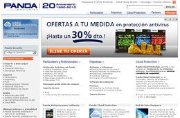 Codigo promocional Panda Security para tener un 20% de descuento adicional en exclusiva para PromoCódigos, válido hasta 31-Marzo-2010