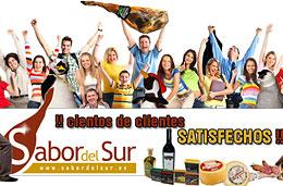 Codigo promocional Sabor del Sur para disfrutar de un 5% de descuento adicional en todos los pedidos de su web, válido hasta 30-Noviembre-2009