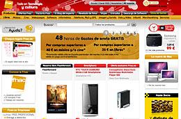 48h de gastos de envío gratis en Fnac en música, cine y libros, válido hasta 4-Noviembre-2009