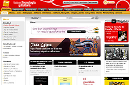 Libros con gastos de envío gratis en Fnac para pedidos superiores a 25€ y sólo durante 48h, válido hasta 11-Febrero-2009
