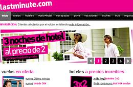 Hoteles 3x2 en España y Europa sólo durante hoy jueves y un bono regalo de 30€ en todas las reservas de hoteles de LastMinute, válido hasta 2-Mayo-2010