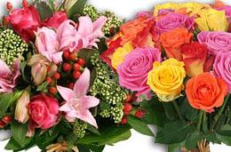ofertas flores dia de la madre descuentos bouquets rosas