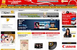 Más ofertas en Fnac.es durante este nuevo 'Fin de Semana loco'  con todo tipo de descuentos adicionales en casi toda su tienda online, válido hasta 11-Abril-2010