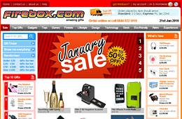 Rebajas en Firebox con descuentos de hasta el 50% en esta tienda de regalos y gadgets originales