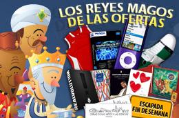 Ganadores de nuestro Sorteo especial de Navidad 'Los Reyes Magos de las Ofertas'