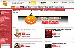 Fnac - Especial Halloween con Ofertas terroríficas codigo promocional descuento oferta