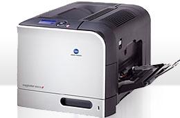 Imprsora laser color Konica Minolta Magicolor 4650EN mejor precio codigo promocional descuento oferta