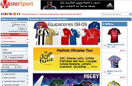 MisterSport - Códigos promocionales de 5€, 10€ y 15€ de descuento codigo promocional descuento oferta