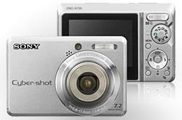 Cámara digital compacta Sony Cybershot DSC-S730, el mejor precio codigo promocional descuento oferta
