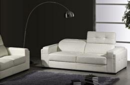 Venta-Única - Venta Flash: Super precio durante 7 días en el conjunto de sofás de piel de becerro 3+2 Maxwell codigo promocional descuento oferta