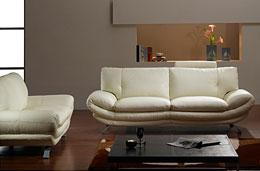 Venta-Única - Venta Flash: Super precio durante 7 días en el conjunto de sofás de piel 3+2 Malibú codigo promocional descuento oferta