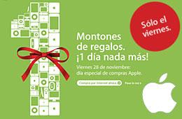 AppleStore Apple Dia de ofertas codigo promocional descuento
