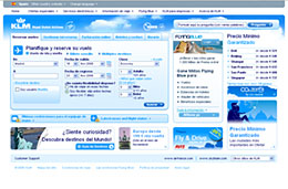 KLM - Ofertas Noviembre \'08 codigo promocional descuento oferta
