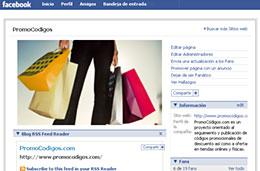 Promocodigos ya tiene grupo en Facebook codigo promocional descuento oferta
