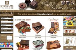 Chocolate Tradign Co - Código promocional de 6% de descuento en cualquier compra descuento oferta