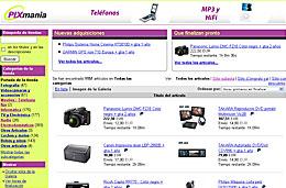 eBay - Ofertas increíbles y auténticos chollos en cientos de artículos en la tienda Pixmania de eBay