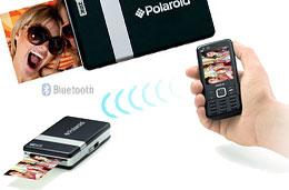 Firebox - Código promocional de £20 (23€) de descuento en la compra de la impresora portatil \'Pogo Instant Photo printer\' de Polaroid
