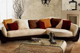 Venta-Única - Venta Flash: Super precio durante 7 días en el conjunto de sofás rinconero Capri Étnico codigo promocional oferta descuento
