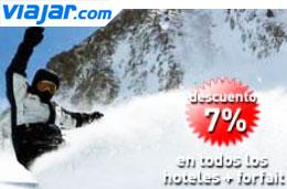 Viajar.com - 7% de descuento adicional en la reserva de cualquiera de sus escapadas de 3 días/2 noches de alojamiento y actividades de sky codigo promocional oferta descuento