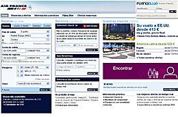 Air France - Código promocional 80€ de descuento para vuelos a Asia y EE.UU. durante todo 2009