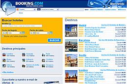Booking.com - Grandes ofertas y descuentos con importantes precios finales en la búsqueda de hoteles para nuestros viajes