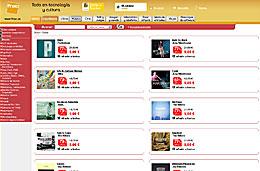 Fnac - Selección de 50 discos a 5€ y descuentos de hasta el 80%