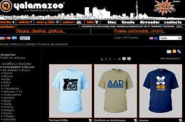 Yalamazoo - Camisetas de Shirtcity a precios increibles