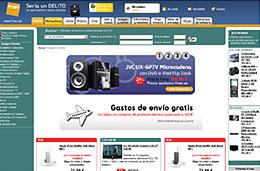 Fnac - Promoción Gastos de envío gratis en las secciones de Producto técnico (Imagen, Sonido, Informática y móviles)