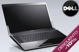 Código promocional Dell del 10% de descuento en todos los ordenadores portátiles XPS en compras superiores a 799€ para profesionales y PYMES