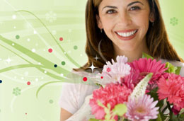 Especial Día de la madre: Ofertas de ramos y bouquets de flores de todo tipo con descuentos de hasta el 10%, válido hasta 3-Mayo-2009