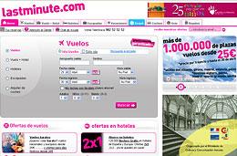 Chollos y ofertas de última hora para viajar este Puente de Mayo en LastMinute: vuelos desde 25€, 2x1 y 3x2 en hoteles, 30% de descuento en vuelo+hotel, ...