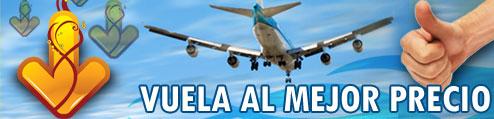 ¡Elige tu destino y consigue los mejores precios en el multi-buscador de vuelos!
