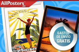 Codigo descuento All Posters para obtener gastos de envío gratis en todos los pedidos superiores a 12,99€