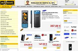 Código promocional MaxMóvil para obtener 5€ de descuento para compras superiores a 50€