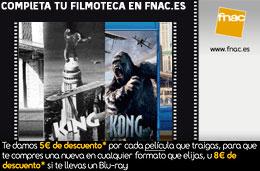 Ofertas Fnac con descuentos en peliculas DVD y Blu-Ray