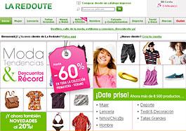 Código descuento La Redoute de un 60% en la temporada primavera-verano 2009