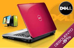 Codigos promocionales y codigos descuento Dell para tener un descuento adicional en las compras de portátiles y sobremesas Studio, Inpiron y XPS