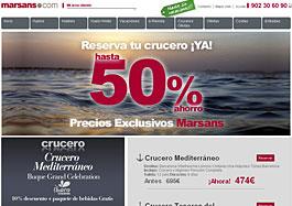 Cruceros en oferta con descuentos de hasta el 50% y chollos de última hora para navegar estas vacaciones en Marsans