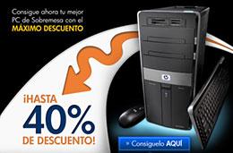 Ofertas HP Fin de Stock y rebajas de hasta el 40% en los ordenadores HP Pavilion Elite