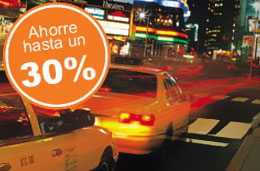 Ofertas en hoteles en Nueva York con descuentos de hasta el 30% y precios desde 62€ en Hotels.com