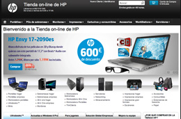 Vale descuento HP de un 5% de descuento adicional en toda su tienda online