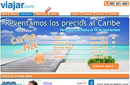 Chollos de viajes y vacaciones a Caribe, Riviera Maya, Cuba y Brasil Todo Incluido