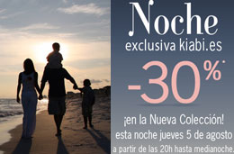 Codigo promocional Kiabi para su nueva colección con un -30% de descuento