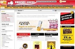Libros con gastos de envío gratis en Fnac durante 24h para pedidos superiores a 30€