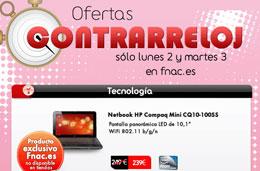 Ofertas Contrarreloj Fnac.es