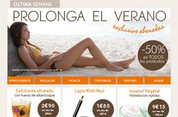 Ofertas en Yves Rocher con un 2x1 y descuentos de hasta el 50% en los especiales de la tienda de cosmética y belleza Yves Rocher